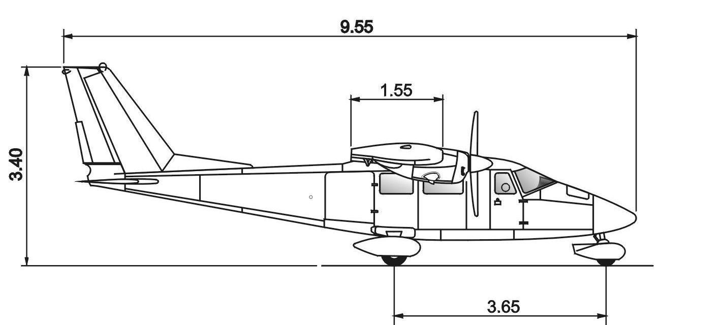 Vulcan Air Aircraft Piston Engine Diagram External